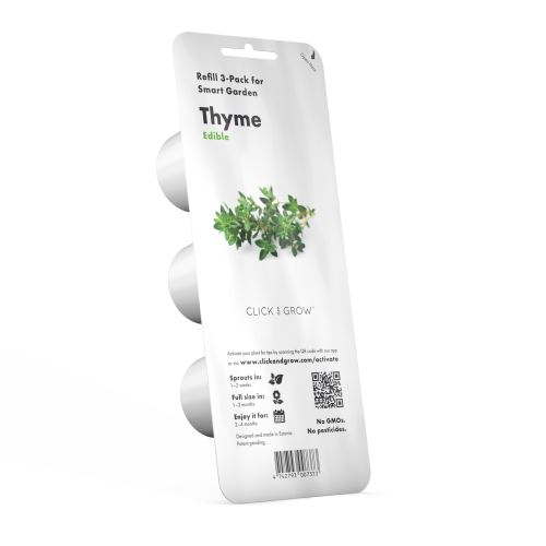 Recharge Emsa Click and Grow Pack 3 Thym capsules