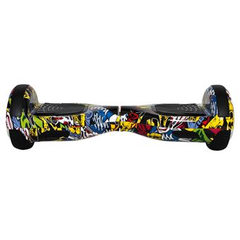"Hoverboard Hoverdrive Prime 6,5"" Design Graffiti"