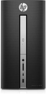 HP PC HP Pavilion Desktop 570-p008nf