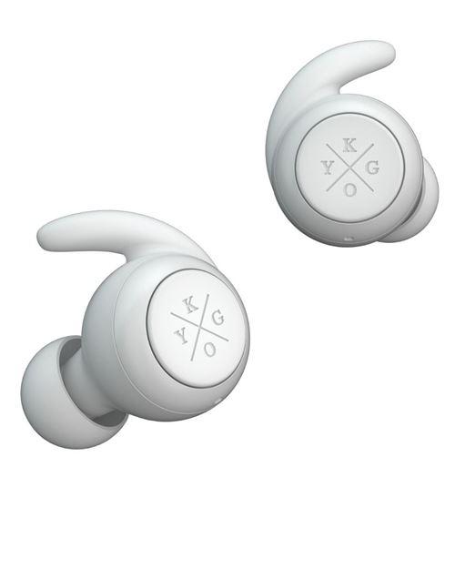 Ecouteurs sport sans fil Kygo E7/900 Blanc