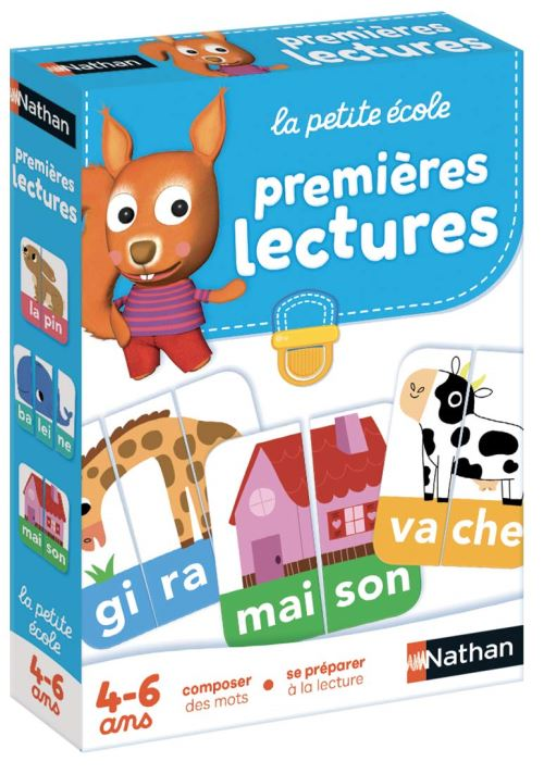 Nathan Premières Lectures