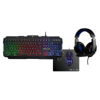 Pack Gaming The G-Lab Argon Clavier + Souris + Casque