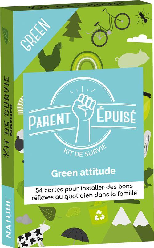 Jeu de société Asmodee Parent Epuisé Green Attitude