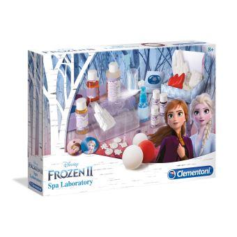 Kit créatif Clementoni La Reine des Neiges 2 Le labo de beauté d'Elsa
