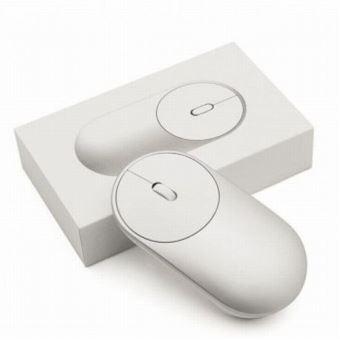 Xiaomi Mi Portable Draadloze Muis Zilver