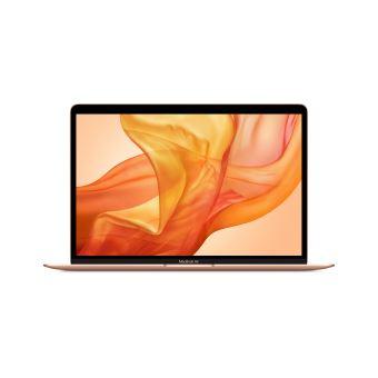 """Apple MacBook Air 13.3"""" LED 256 Go SSD 8 Go RAM Intel Core i3 bicœur à 1.1 GHz Or Nouveau"""