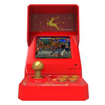 Console Snk Neo Geo Mini Christmas Limited Edition