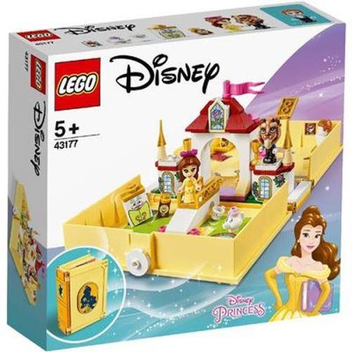LEGO® Disney Princess™ 43177 Les aventures de Belle dans un livre de contes