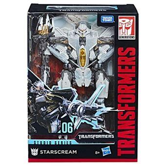 Figurine Transformers Studio Séries Decepticon Starscream
