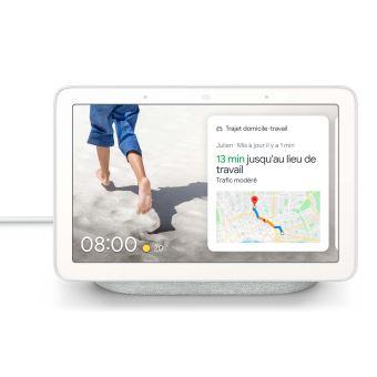 Enceinte intelligente Google Nest Hub Charbon