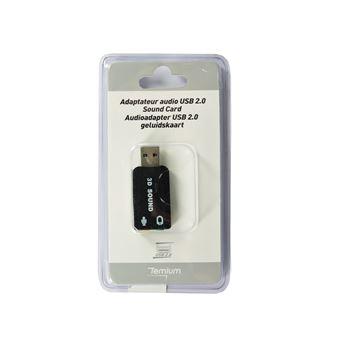 TEMIUM ADAPTER USB/2JACK