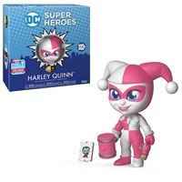 Figurine Funko 5 Star DC Harley Quinn Rose Exclusivité Fnac