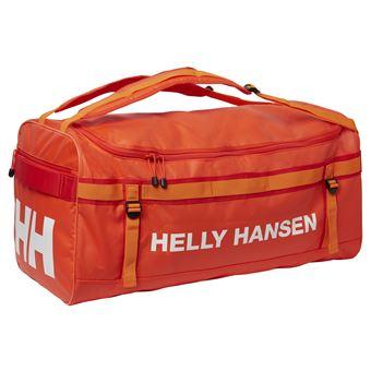 photos officielles 98d8f 7960f Sac de voyage Helly Hansen Classic Duffel Taille L 90 L Orange