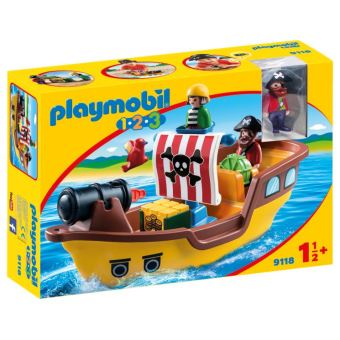 PLAYMOBIL @@ BATEAU @@ PIECE DETACHEE @@  PIRATES @@  A 7