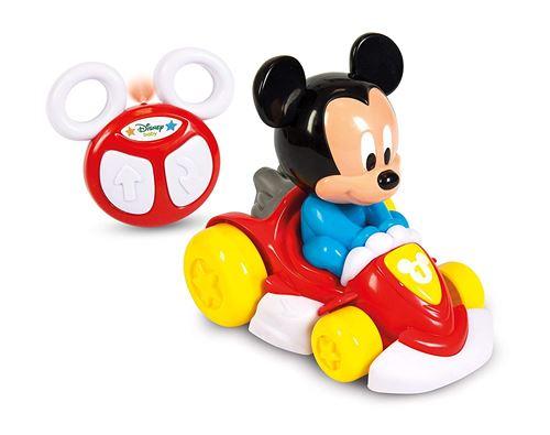 Voiture radiocommandée Clementoni Disney Baby Mickey - Autre véhicule radio-commandé. Achat et vente de jouets, jeux de société, produits de puériculture. Découvrez les Univers Playmobil, Légo, FisherPrice, Vtech ainsi que les grandes marques de puéricult