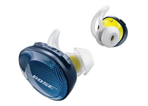 Ecouteurs sans fil True Wireless Bose Soundsport Free Bleu