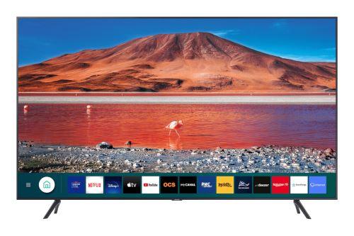 Plus de détails TV Samsung UE65TU7125 4K UHD Smart TV 65'' Gris 2020