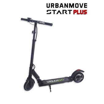 URBANGO TROTTINETTE URBANMOVE START PLUS BLACK