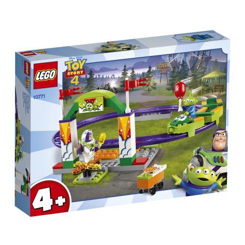 LEGO® Toy Story 4 10771 Le manège palpitant du Carnaval
