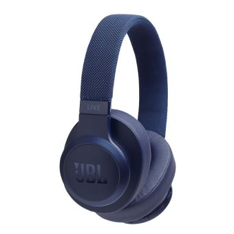Micro casque JBL Live 500BT Bluetooth Bleu