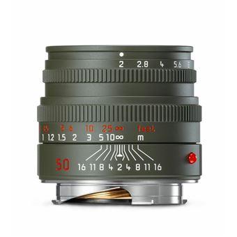 Objectif Leica Summicron M 50 mm f/2 Edition Safari