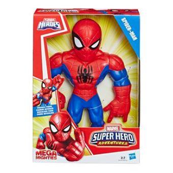 Calendrier De L Avent Spiderman.Figurine Marvel Mega Mighties Spiderman 25 Cm