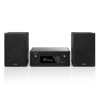Denon CEOL N10 Audio Systeem Black