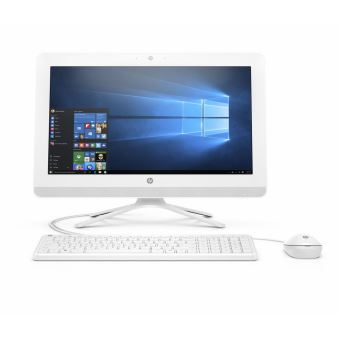 HP 20-c000nf - E2 7110 1.8 GHz - 4 Go - 1 To - LED 19.5""
