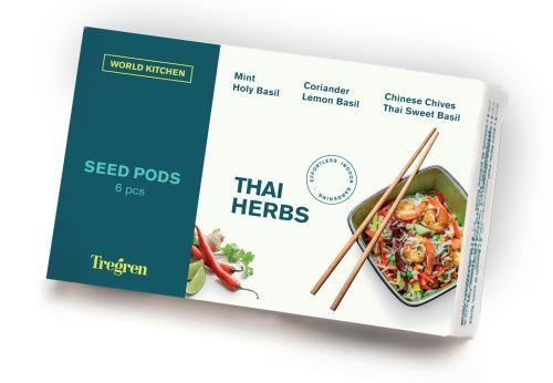 Kit 6 Herbes Thaï Tregren