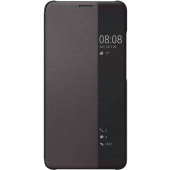 Etui Folio Huawei Gris pour Huawei Mate 10 Pro