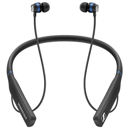 Ecouteurs Bluetooth Sennheiser CX 7.00BT Noir et Bleu