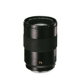 Leica APO-Summicron SL 75mm f/2 Hybride TeleLens Zwart