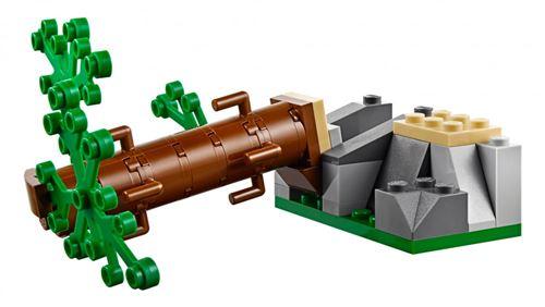 LEGO 60175 CITY Full SeT Le braquage par la rivière NEUF
