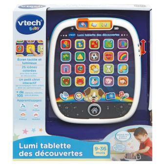 Tablette Lumi Vtech Baby