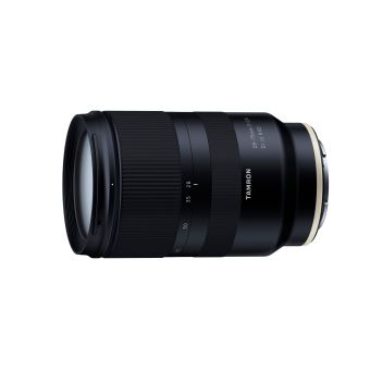 Objectif Tamron 28-75 mm f/2.8 Di III RXD pour Sony E hybride plein format