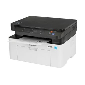 Samsung Xpress M2070W - Multifunctionele printer - Z/W - laser - A4/Legal (doorsnede) - maximaal 20 ppm LED - maximaal 20 ppm (printend) - 150 vellen - USB 2.0, Wi-Fi(n) - grijs
