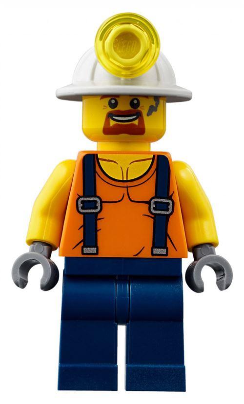 Site Minier Lego® Le 60188 D'exploration City kwOPn0