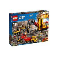 LEGO® City 60188 Le site d'exploration minier