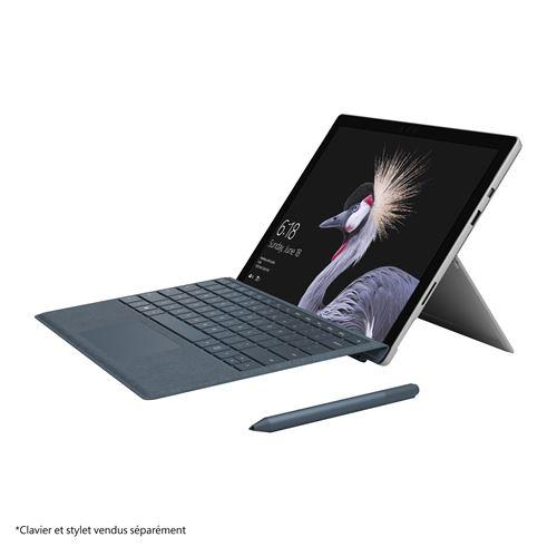 PC Hybride Microsoft Surface Pro 12.3 Tactile Intel Core M3 4 Go RAM 128 Go SSD