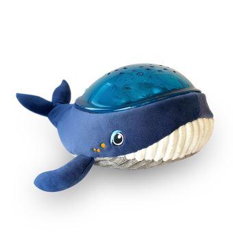 Projecteur dynamique Angelcare Baleine Aqua Dream Bleu