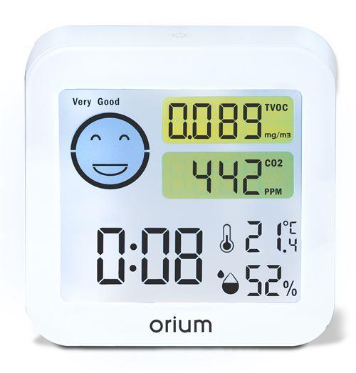Mesureur de qualité de l'air intérieur Orium Quaelis 20