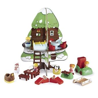 THE FAMILLY TREE HOUSE ADVENT CALENDAR