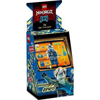 LEGO Ninjago 71715 Cabina de Juego: Avatar de Jay