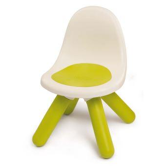 Chaise Pour Enfant Smoby Vert Autre Jeu De Plein Air Achat