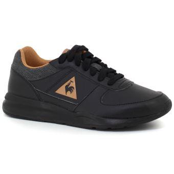 a7c478936b8 Chaussures Enfant Le coq sportif BTS R600 GS S Lea Noires Taille 35 ...