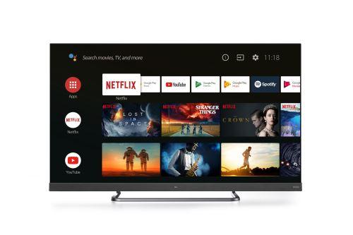 """Plus de détails TV TCL 55EC780 55"""" 4K HDR PRO Smart Noir"""