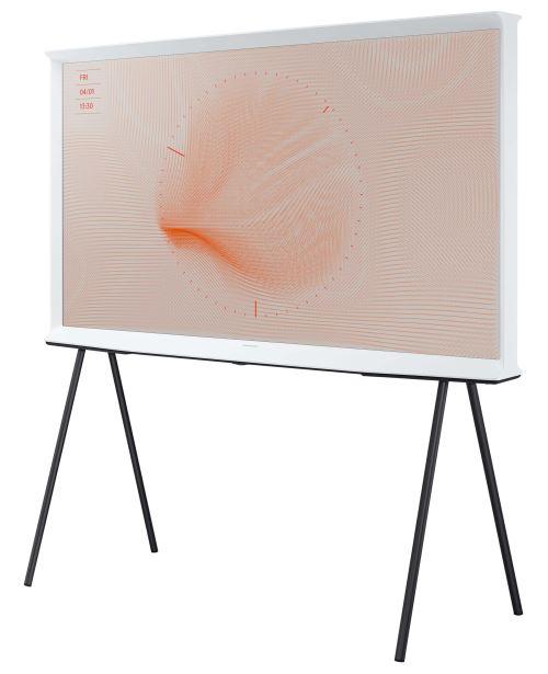 """Plus de détails TV Samsung The Serif 49LS01RA QLED UHD 4K Smart TV 49"""""""