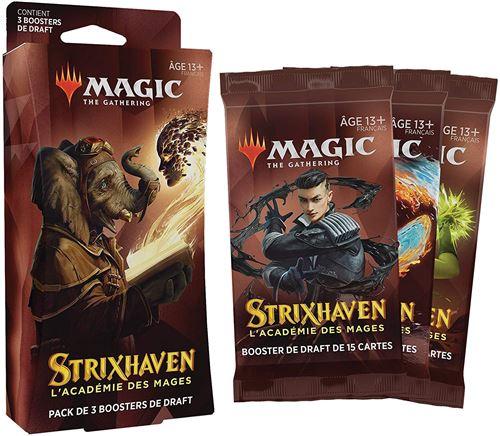 Pack de 3 boosters Draft Magic The Gathering Modern Horizons 2