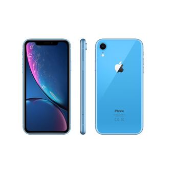"Apple iPhone XR 256 Go 6,1"" Bleu"