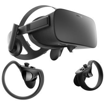 Casque De Réalité Virtuelle Pc Oculus Rift Manettes Oculus Touch